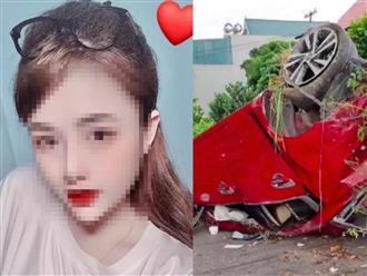 Dân mạng tìm thân nhân cô gái tử nạn bên cạnh Nam Ok trong vụ ôtô bị vò nát kinh hoàng