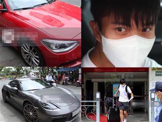 Ngợp với dàn siêu xe BMW, Porsche tiền tỷ 'sáng choang' đón các cầu thủ Việt Nam sau 14 ngày cách ly Covid-19