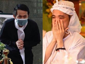 Hai 'ông hoàng' VBiz Hoài Linh, Ngọc Sơn đón nhận tin dữ mất người thân đột ngột giữa mùa dịch, cả showbiz chết lặng