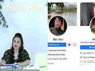 HÓNG: Bà Phương Hằng tiết lộ danh tính 2 người bạn thân 'phản phúc', bóng gió cái kết 'thân bại danh liệt' khi bị bà vạch mặt