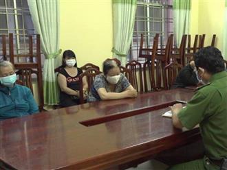 NÓNG: 6 phụ nữ bị phạt 90 triệu đồng khi đang chuẩn bị 'đỏ đen' mùa dịch