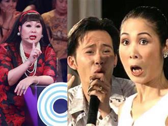 NÓNG: 'Người bí ẩn' bất ngờ réo tên Hoài Linh và nhắc khéo cuộc gọi 'lạ' giữa vụ Hồng Vân bỏ chữ 'NSND' gây sốt MXH