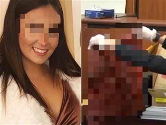 NÓNG: Nữ sinh viên trẻ đẹp lãnh 120 nhát dao chỉ còn 20 ml máu chết tức tưởi khi lên nhầm ôtô công nghệ, sau thảm án hé lộ nghịch lí kẻ thủ ác?