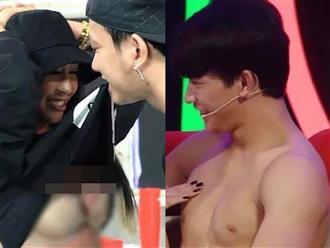 Điểm lại những gameshow khiến khán giả 'nóng mặt': Từ hôn ngấu nghiến, sờ ngực nam giới đến những cảnh nhạy cảm cũng không chừa!