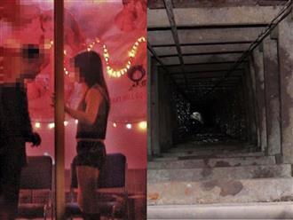 Sự thật về giếng sâu hun hút gần 60m bí ẩn nằm trong tiệm mát-xa gây sốc