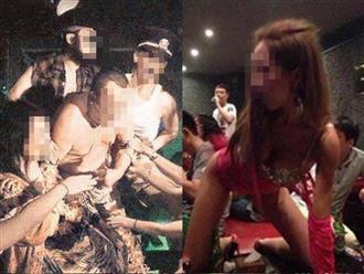 Tiệc thác loạn bị 'phỉ nhổ nhân cách' của giới showbiz: 'Sex' tập thế, 150 người mẫu khuấy đảo dân chơi tại một đảo 'bí ẩn'