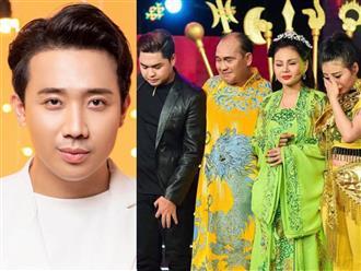Trấn Thành đứng sau vở diễn 'chấn động' tái hợp gia đình Duy Phương Lê Giang giữa drama nội bộ gia đình dữ dội?