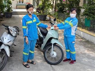 Vụ nữ lao công bị cướp: Được tặng luôn 5 xe máy, hành động sau đó cực bất ngờ