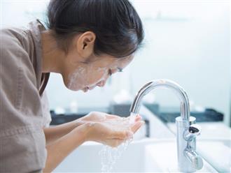 Bạn cần tránh ngay những sai lầm này khi rửa mặt nếu không muốn da trở nên tồi tệ hơn