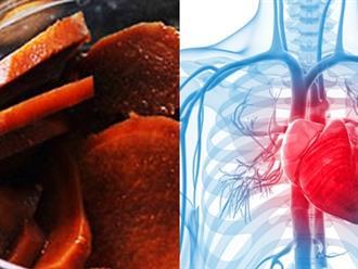 Cực hay: Bài thuốc đơn giản giúp thanh lọc gan và trẻ hóa mạch máu chỉ sau 10 ngày