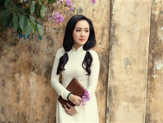 Tuổi 41, BTV Hoài Anh đẹp dịu dàng như thiếu nữ đôi mươi, xứng đáng là 'mỹ nhân không tuổi' của Đài truyền hình VTV