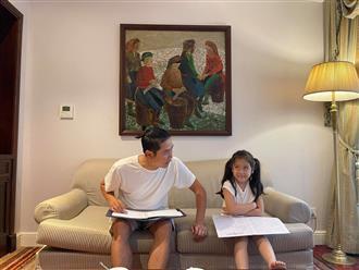 Gia đình 'Giang Hồ' gặp 'bất hòa': Bố Hồ Hoài Anh không muốn chụp hình cùng con gái