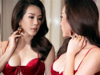 Hoa hậu Thu Hoài: Tuổi 45 nhà lầu xe sang, gái 3 con vẫn 'mây mẩy' căng tràn, cuộc sống 'nở hoa' bên tình trẻ kém 10 tuổi