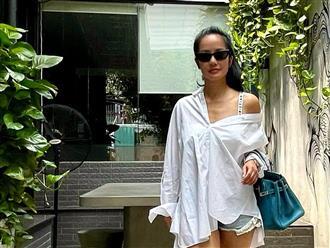 Hồng Nhung: U50 vóc dáng nóng bỏng như gái đôi mươi, hạnh phúc bên bạn trai ngoại quốc