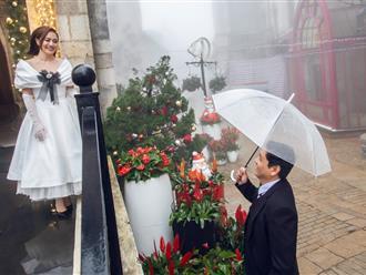 Thanh Thúy – Đức Thịnh tung bộ 'ảnh cưới' ngọt như đường nhân kỉ niệm 13 năm 'ám nhau'