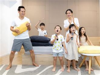 Vợ chồng 'nhà người ta': 4 mặt con với hơn 10 năm gắn bó, Lý Hải – Minh Hà vẫn mặn như hồi còn son