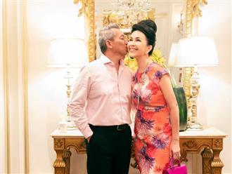 Đại gia xếp hàng theo đuổi đều không chịu, 'nữ hoàng ảnh lịch' Diễm My lại mê đắm chồng Việt kiều tay trắng
