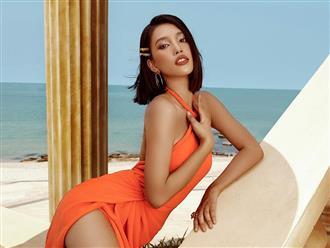 Hoa hậu Tiểu Vy 'thả thính' khoe đường cong sắc nét và nước da bánh mật quyến rũ, dân mạng rần rần đua nhau 'bắt thính'