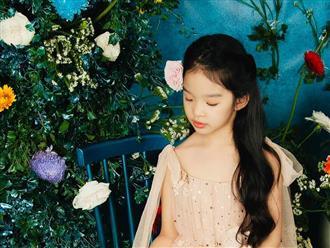 Con gái 8 tuổi nhà siêu mẫu Xuân Lan hóa 'tiên nữ mùa xuân' khiến dân mạng xuýt xoa khen ngợi