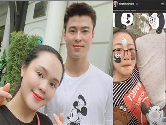 2 nàng WAGs sắp đến ngày sinh nở: Quỳnh Anh chuẩn bị quần áo tươm tất cho con trai, Nhật Linh vẫn ngồi xe đạp dạo chơi khi mang thai 40 tuần