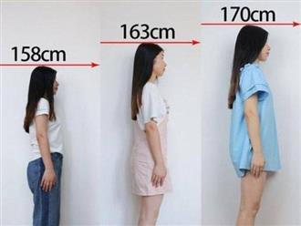 3 dấu hiệu cho thấy các cô gái đã ngừng phát triển, 80% chiều cao sẽ không thay đổi