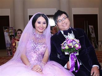 3 năm sau ly hôn, Gia Bảo khó xử vì bức ảnh cưới 'bỏ thì kỳ mà để lại càng kỳ'