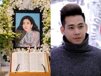 49 ngày Mai Phương qua đời, mẹ Phùng Ngọc Huy lên chùa làm lễ cúng tươm tất