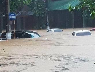 5 người chết, 2 bị thương, hàng trăm nhà dân bị ngập úng, sập đổ trong mưa lũ ở Hà Giang