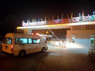 7 ca mắc Covid-19 đang điều trị ở Bệnh viện Trung ương Huế phải thở máy