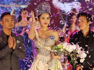 Ngỡ ngàng với mức phạt mà BTC Hoa hậu Đại dương 2017 nhận được sau lùm xùm Lê Âu Ngân Anh sửa mũi