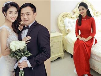 Hoa hậu Thu Ngân: 'Tôi lấy chồng đại gia không phải vì tiền'