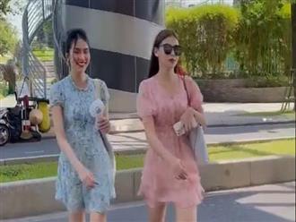 Á hậu Ngọc Thảo - Phương Anh bị chỉ trích vì hành động thiếu ý thức nơi công cộng