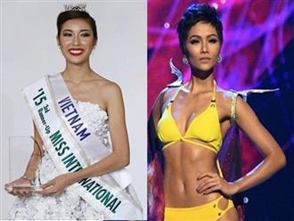 Á hậu Thúy Vân được ủng hộ thi Hoa hậu Hoàn vũ Việt Nam 2019 để vượt kỷ lục H'Hen Niê