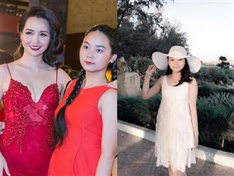 Ai ngờ con gái 15 tuổi của Mai Thu Huyền đã lớn vụt cao bằng mẹ thế này?