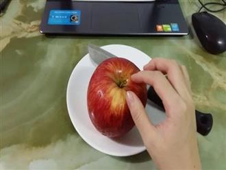 Ăn táo lúc nào là tốt nhất cho sức khỏe và thời điểm không nên ăn táo?