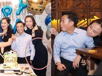 Bạn thân nói điều bất ngờ khi Đàm Thu Trang bị nghi có thai trước ngày lên xe hoa