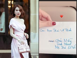 Chưa cưới, bạn trai Ngọc Trinh 'chơi lớn' tặng phong bì cho bố mẹ vợ tương lai, lộ chi tiết đặc biệt