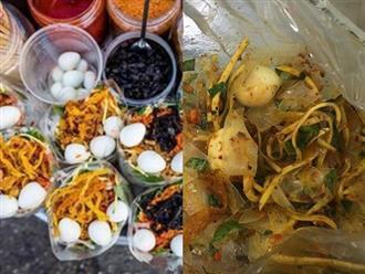 """Bánh tráng trộn của Việt Nam từng khiến nhiều người Hàn giật mình sợ hãi nhưng ăn rồi lại bị """"nghiệp quật"""": từ sợ chuyển sang """"nghiện"""""""