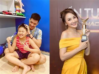 Bảo Thanh khoe mang bầu lần 2 theo cách vô cùng đặc biệt, sao Việt đồng loạt chúc mừng