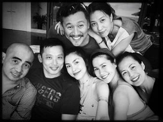 Bất ngờ với ảnh độc của Tăng Thanh Hà và hội chị em từ 11 năm trước được chia sẻ lại