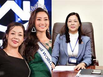"""Bất ngờ với chức vụ """"khủng"""" và dung mạo đời thường phúc hậu, quý phái của mẹ tân Hoa hậu Thế giới Việt Nam - Lương Thùy Linh"""