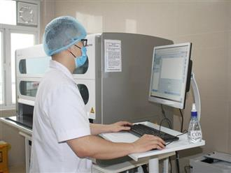 Bệnh nhân 325 dương tính với SARS-CoV-2 lần thứ 3