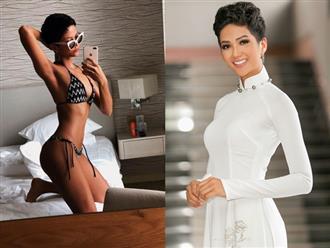Bị chê như đàn ông, Hoa hậu H'Hen Niê quyết thay đổi kiểu tóc mới, nhìn là thích ngay