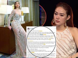 Từng bị 'tố' chèn ép Minh Hằng, Hà Hồ tiết lộ sự thật bất ngờ sau 2 năm im lặng