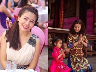 Một mình nuôi con gái 5 tuổi, diễn viên Mai Phương suy sụp khi bị ung thư phổi giai đoạn cuối