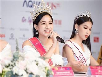 Bị 'đào' quá khứ nói tục, Tân Hoa hậu Việt Nam 2020 - Đỗ Thị Hà nói gì?