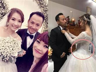 Bị đồn 'bác sĩ bảo cưới', vợ Đinh Tiến Đạt đáp trả cực khôn ngoan
