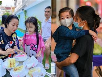 Bị hỏi nhiều lần, Ốc Thanh Vân tiết lộ lý do không đưa bé Lavie đi chơi cùng gia đình mình