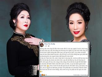 Bị mỉa mai vì xót thương Mai Phương, Trịnh Kim Chi đáp trả cao tay, thâm thúy nhất là Hồng Vân
