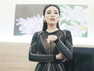 Bị nghi hơn thua với Hương Giang tới mức khóc như mưa, Hoa hậu Kỳ Duyên lên tiếng phân trần
